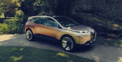 BMW Vision iNEXT Preview