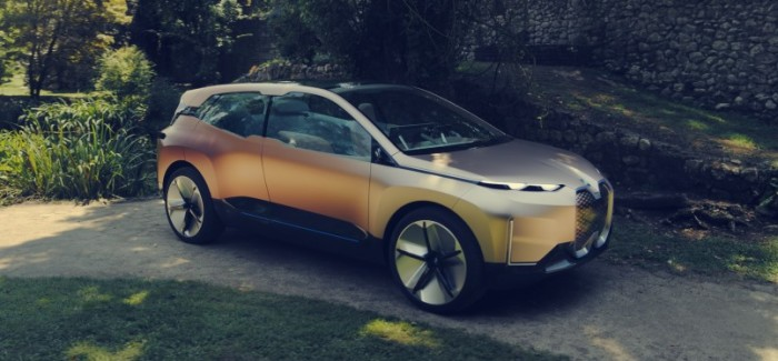 BMW Vision iNEXT – Video