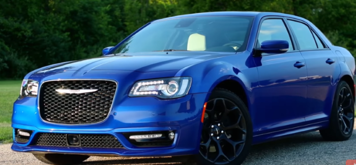 Chrysler 300S 2019 – Video