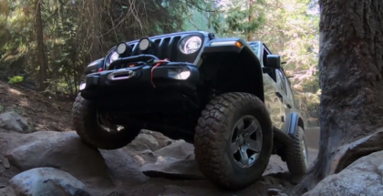 Jeep Wrangler Rubicon Modified by Mopar (1)