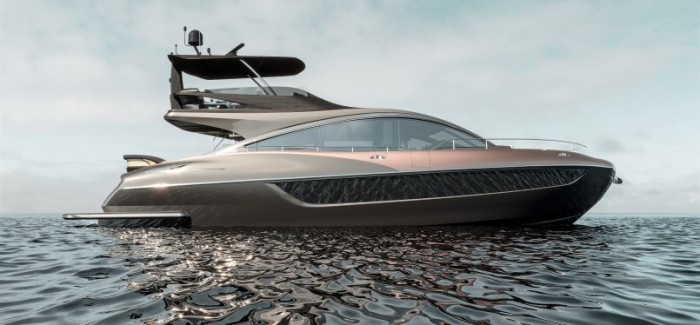 Lexus LY 650 Luxury Yacht – Video