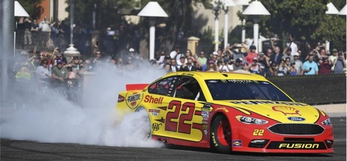 NASCAR Burnout Blvd Weekend in Las Vegas – Video
