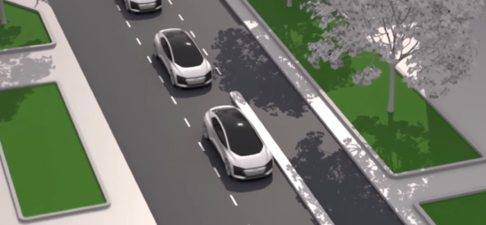 No Traffic Congestion in the City of the Future By Audi – Video