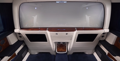 Rolls Royce Privacy Suite For New Phantom