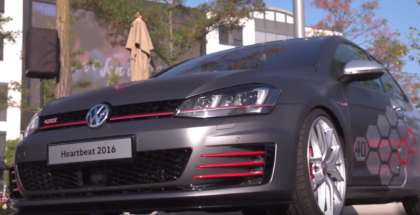 VW GTI Coming Home Wolfsburg 2018