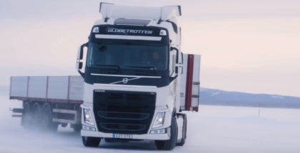 Volvo Trucks Safety Features