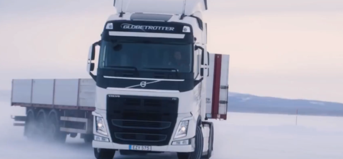 Volvo Trucks Safety Features – Video
