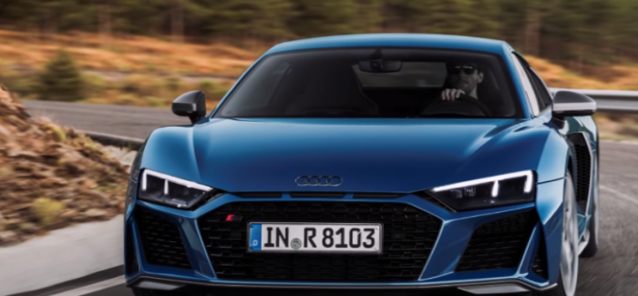 2019 Audi R8 Coupe and Spyder – Video