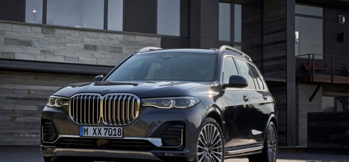 2019 BMW X7 SUV – Video