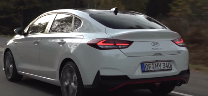 2019 Hyundai i30 Fastback N Line – Video