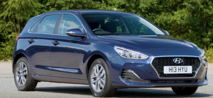 2019 Hyundai i30 – UK Spec – Video