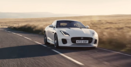 2019 Jaguar F-TYPE Chequered Flag Special Edition