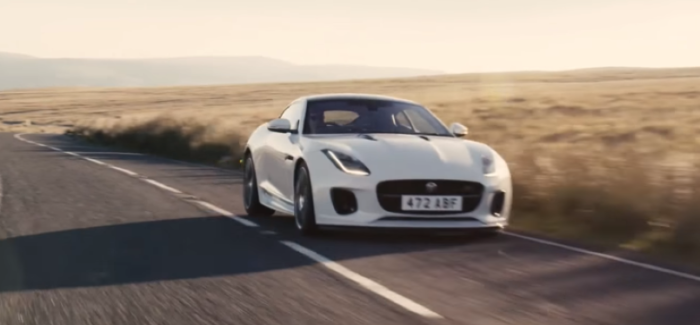 2019 Jaguar F-TYPE Chequered Flag Special Edition – Video