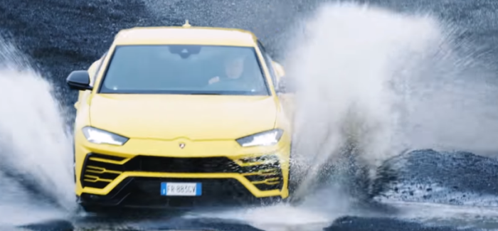 2019 Lamborghini Urus Iceland Adventure – Video