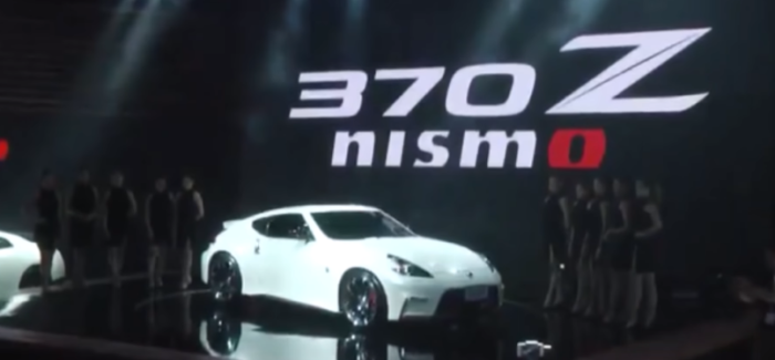 2019 Nissan 370Z NISMO & Juke NISMO Unveiling – Video