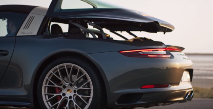 2019 Porsche 911 Targa 4 GTS Exclusive Manufaktur Edition