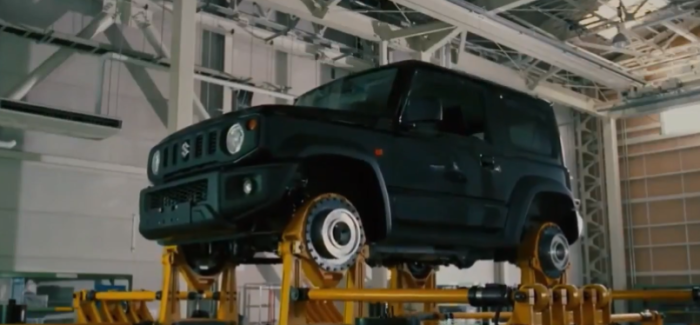 2019 Suzuki Jimny – Video – Update