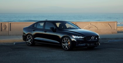 New Volvo S60 Polestar Engineered exterior