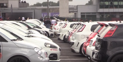 Abarth Day 2018 In Italy