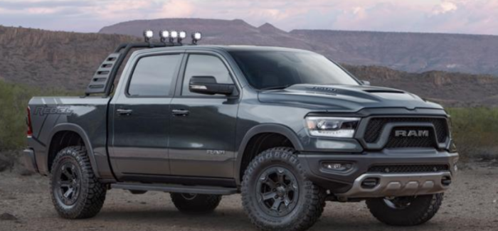 Ram Concept Trucks At SEMA 2018 – Video