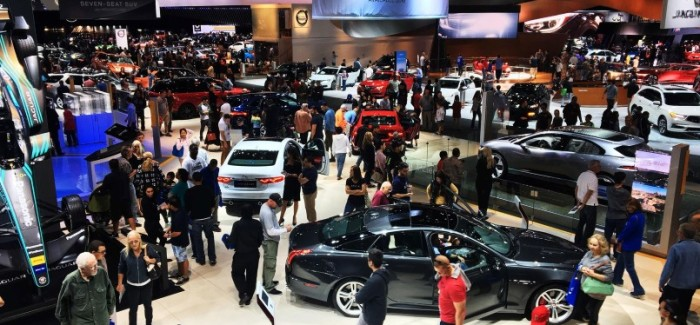 2018 Los Angeles Auto Show – Updated Videos