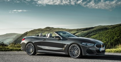 2019 BMW 8 Series Convertible M850i Preview