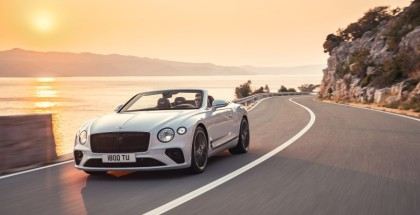2019 Bentley Continental GT Convertible Documentary
