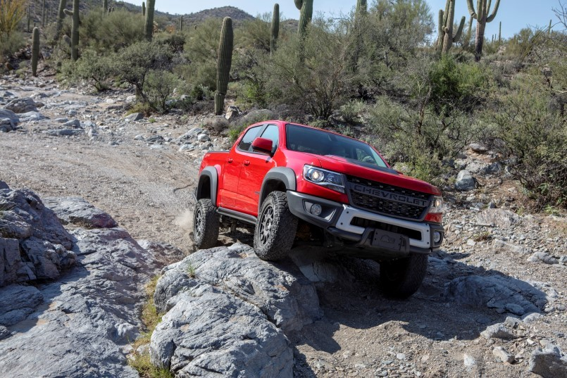 2019 Chevrolet Colorado ZR2 Bison & Silverado 1500 2.7L Turbo Trucks – Video | DPCcars