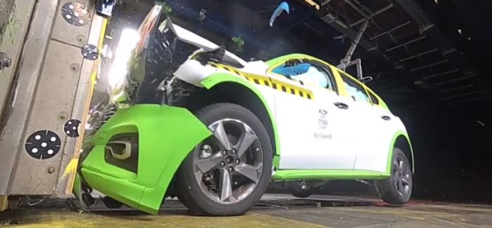2019 Ford Focus Crash Test Facility In Germany – Video