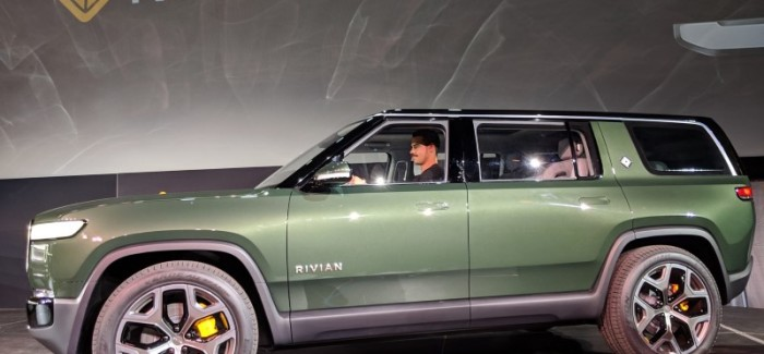 800HP Rivian R1T Electric Pickup Truck – Video