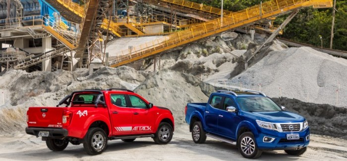 2019 Nissan Frontier Attack Frontier LE Trucks – Video