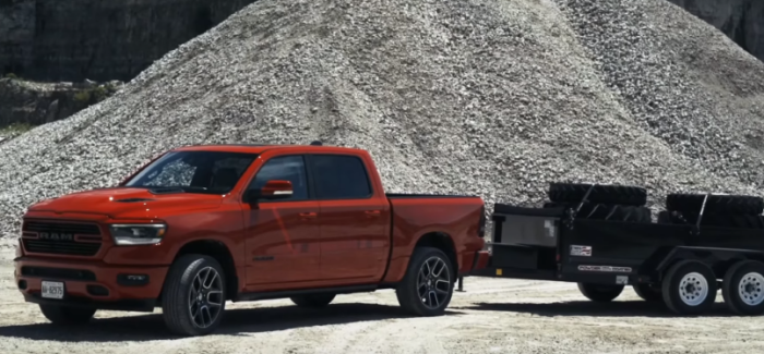 2019 Ram 1500 Sport & North Edition Trucks – Video