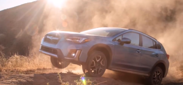 2019 Subaru Crosstrek Hybrid SUV – Video