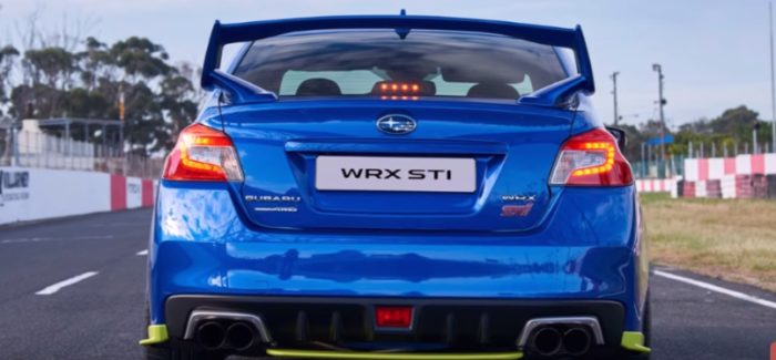 2019 Subaru WRX STI Diamond Edition – Video