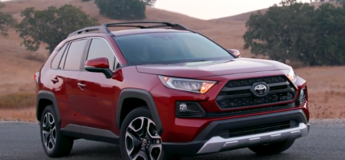 2019 Toyota RAV4 – Video