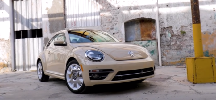 2019 VW Beetle Final Edition