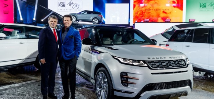2020 Range Rover Evoque – Video