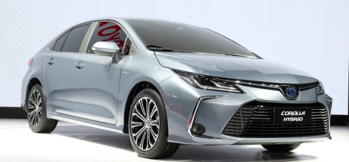 2020 Toyota Corolla – Video