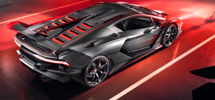770HP Lamborghini SC18 – Video