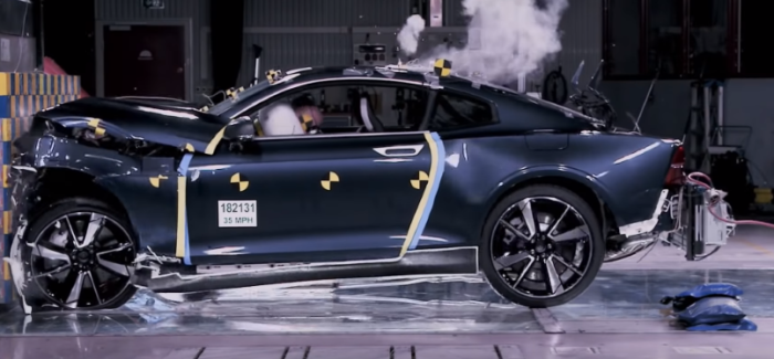 Polestar 1 Crash Test – Video