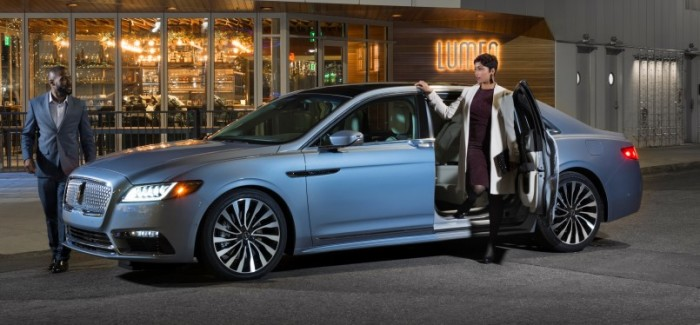 2019 Lincoln Continental Coach Door Edition – Video