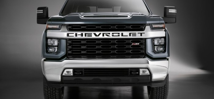 2020 Chevrolet Silverado HD Z71 Truck – Video